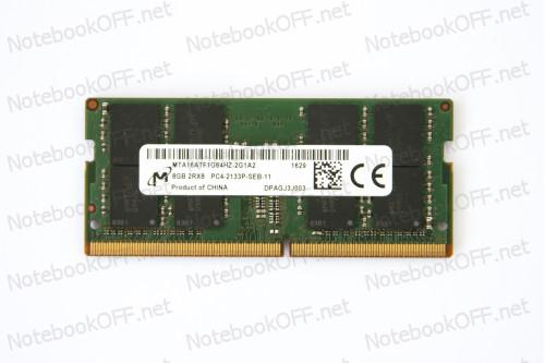 Модуль памяти для ноутбука SO DIMM DDR4 8192 Мб/ 8Гб (2133 МГц) фото №1