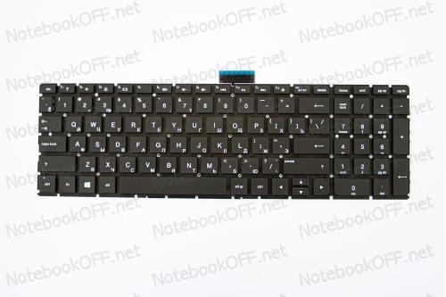 Клавиатура для ноутбука HP Pavilion 15-ab, 15-ak, 15-bs, 17-g, 17-n series (black, без фрейма) 809031-251 фото №1