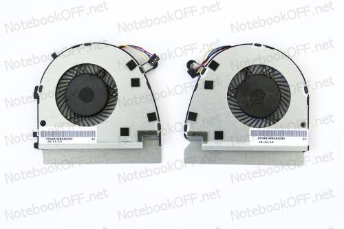Вентилятор (кулер) для ноутбука Dell Vostro 5460, V5470, 5470, 14Z-3526, Inspiron 14-5439 фото №1