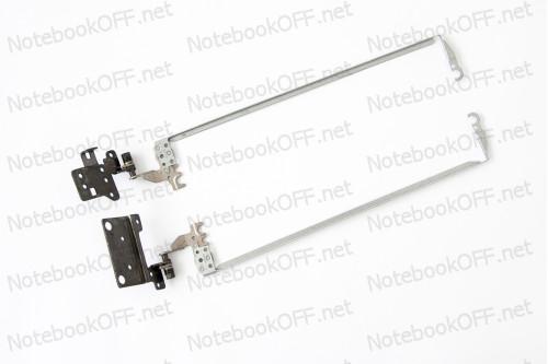 Петли (левая и правая) для ноутбука Acer Aspire ES1-523, ES1-532, ES1-533, ES1-572 фото №1