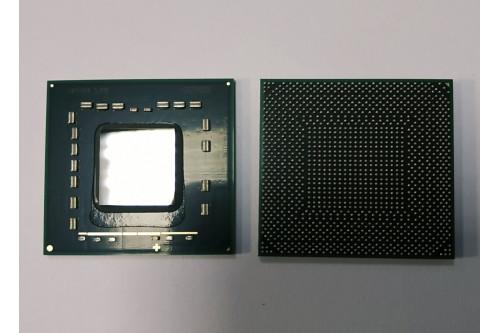 Северный мост Intel AC82GS45 (SLB92) для ноутбука фото №1