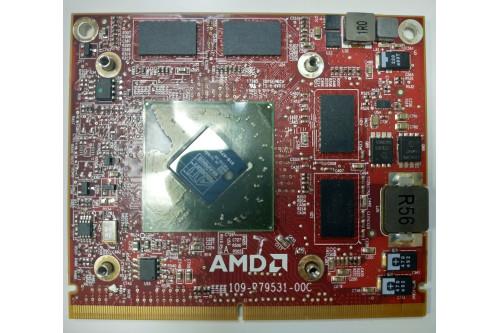 Видеокарта для ноутбука ATI Mobility Radeon HD 4670 MXM III 1GB DDR3 фото №1