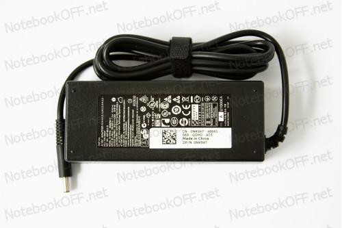 Блок питания Dell 90Вт (19.5В 4.62А 4.5*3.0*0.7мм) (без кабеля 220В) фото №1