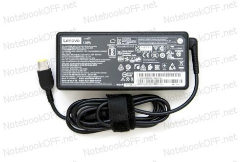 Блок питания Lenovo 135Вт (20В 6.75А прямоугольный коннектор) Original (без кабеля 220В) фото №1