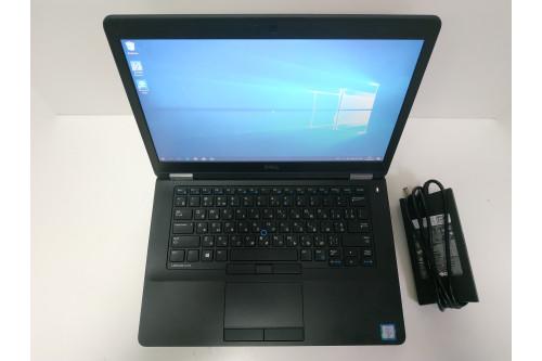 Ноутбук Dell Latitude E5470 б/у (14/i5-6440HQ/8/ssd256/Win10) фото №1