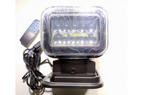 Фара дополнительного света, фароискатель ILT 50W Flood/Spot удаленное управление 4250Лм SL-IP6550-RM фото №1