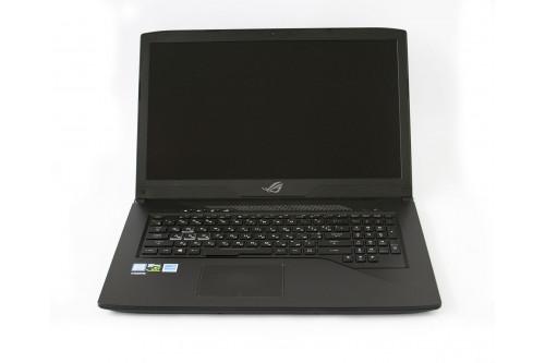 """Ноутбук Asus ROG GL703VD 17.3""""/i7-7700HQ/GTX1050/16Gb фото №1"""