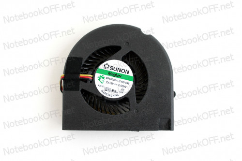 Вентилятор (кулер) для ноутбука HP Presario CQ50, CQ60, G60 AMD фото №1