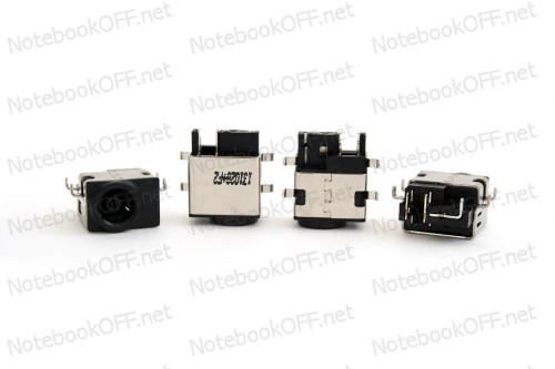 Разъем питания для ноутбуков Samsung N150, RV510, R528, R530, R540, R580, R730, R780 фото №1