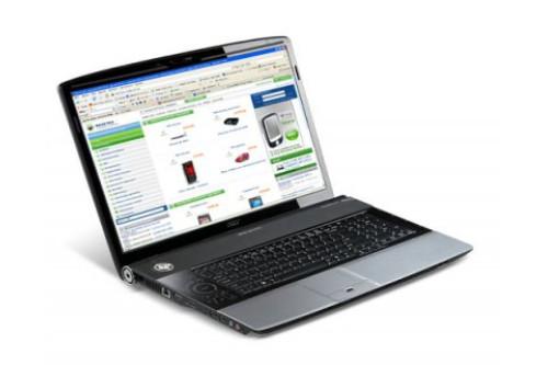 Ноутбук Acer Aspire 6920G-814g32bN б/у фото №1