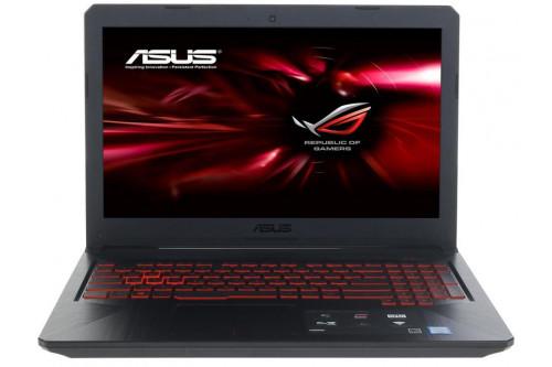 Ноутбук Asus TUF Gaming FX504GD (15/i7-8750H/16/ssd256/Nvidia GTX1050Ti/Win10) фото №1