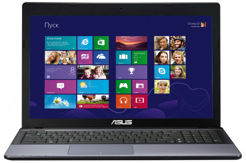Ноутбук Asus X55VD (разборка) фото №1