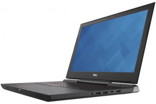 Ноутбук Dell Inspiron 7577 Max-Q б/у (15/i7/16/ssd256+500/Nvidia GTX1060) фото №1