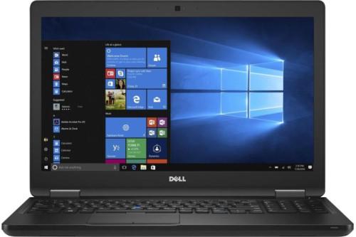 Ноутбук Dell Precision 3520 Mobile Workstation б/у (15.6/i5-7440HQ/8/240ssd/Win10pro) фото №1