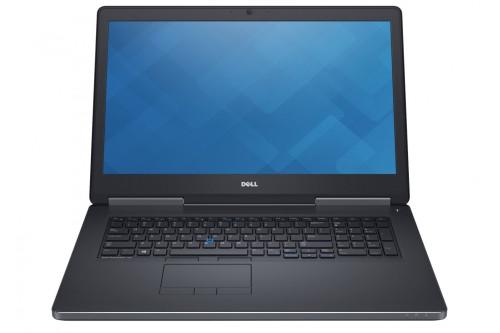 Ноутбук Dell Precision 7710 б/у (17FHD/i7-6820HQ/16gb/SSD M2 256/Win10) фото №1