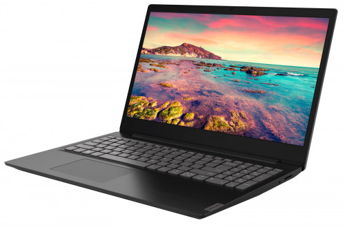Ноутбук Lenovo IdeaPad S145-15IWL Черный б/у (15.6HD/i3 8Gen/8/240/Win10) фото №1