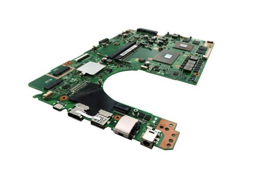 Материнская плата для ноутбука Asus Vivobook N580VD i7-7700 GTX1050 фото №1