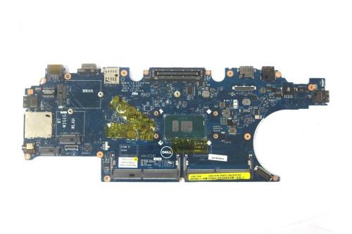 Материнская плата для ноутбука Dell Latitude E5470 ADM60 LA-C621P i5-6300U фото №1