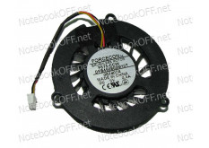 Вентилятор (кулер DFB450805M10T) для ноутбука MSI EX600, EX610, VR600, VX600