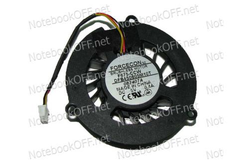Вентилятор (кулер DFB450805M10T) для ноутбука MSI EX600, EX610, VR600, VX600 фото №1