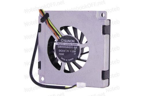Вентилятор (кулер GB055AGV1-8A) для ноутбука Asus M2 фото №1