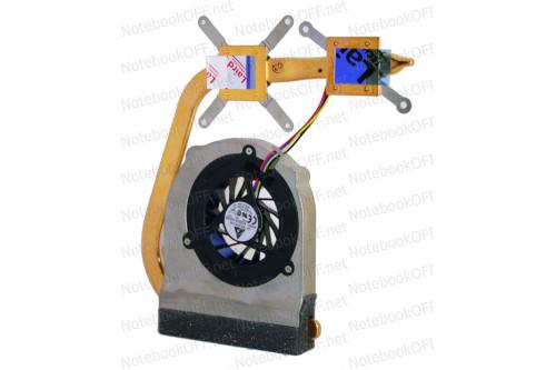 Термомодуль (кулер KDB05105HB) для ноутбука Asus M50