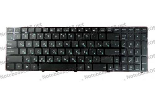 Клавиатура для ноутбука Asus K50, K51, K61, K70, F52, P50, X5d (с фреймом)