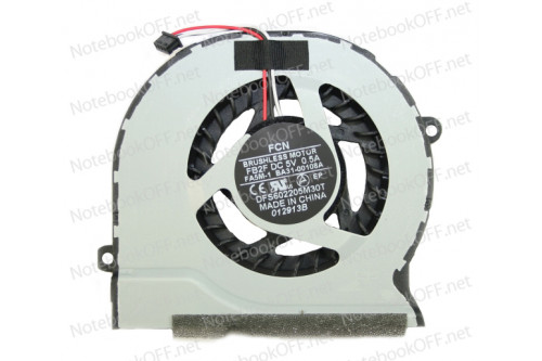 Вентилятор (кулер) для ноутбука Samsung NP300E4C, NP300E5C, NP305V5A фото №1