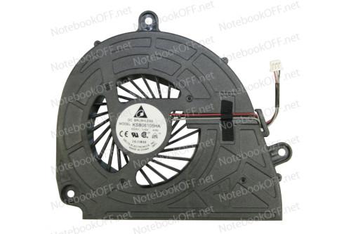 Вентилятор (кулер) для ноутбука Acer Aspire E1-531, E1-571, V3-531, V3-571 (аналог 08194) фото №1