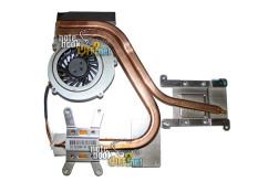 Термомодуль (с кулером AB0605HX-HE3) для ноутбука LG E500