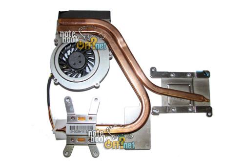 Термомодуль (с кулером AB0605HX-HE3) для ноутбука LG E500 фото №1