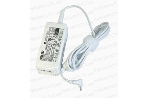 Блок питания Asus 40Вт (19В 2.15А 2.3*0.7мм) Original White (без кабеля 220В) фото №1