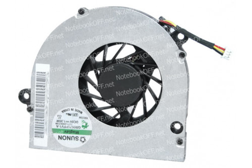 Вентилятор (кулер) для ноутбука Acer Aspire 5241, 5332, 5516, 5517, 5532 integrated фото №1