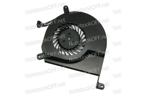 """Вентилятор (кулер GB62090V1) для ноутбука Apple Macbook 15"""" (L black cable) фото №1"""