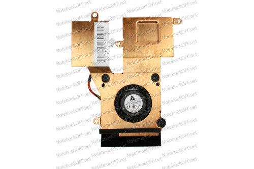 Термомдуль (с кулером) KSB0405HB для ноутбука Asus EeePC 1215 (аналог 07089) фото №1