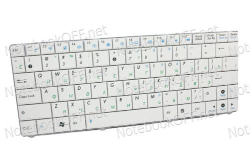 Клавиатура для ноутбука Asus EeePC 1101, N10 (white) фото №1