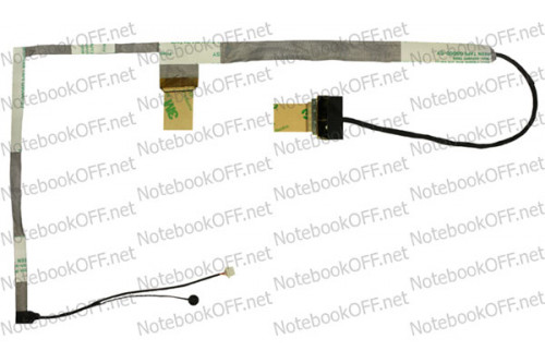 Шлейф матрицы для ноутбука Asus A42, K42, X42 LED