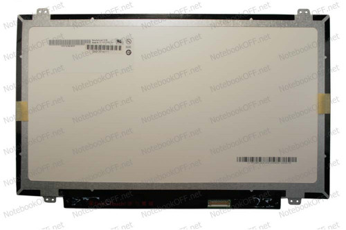 "Матрица 14.0"" WXGA HD (1366х768, 30 pin, eDP, LED-подсветка, Slim) фото №1"