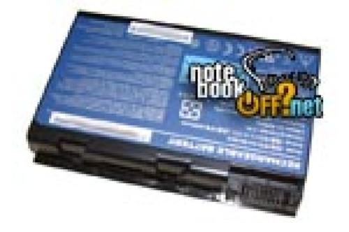 АКБ для ноутбука Acer Aspire 5100, 5610, 5630 (BATBL50L6) фото №1