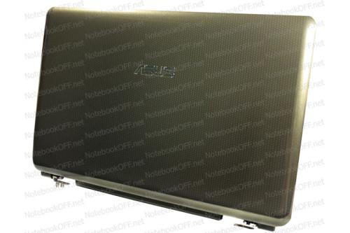 """Крышка матрицы (COVER LCD) 15,6"""" для ноутбука Asus K50"""