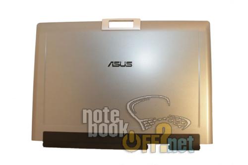 Крышка матрицы (COVER LCD) для ноутбука Asus F5 фото №1