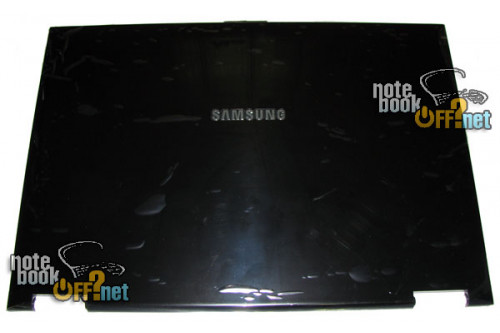 "Kрышка матрицы (COVER LCD) 14.1"" для ноутбуков Samsung серии R18, R20, R25, R25 Plus фото №1"