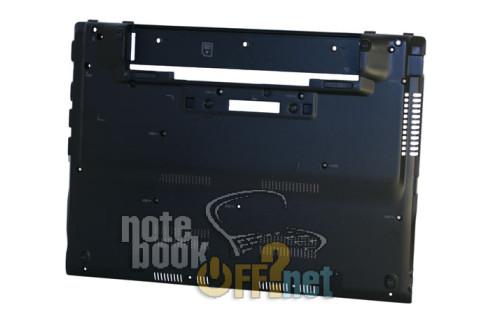 Корпус (нижняя часть, COVER LOWER) для ноутбука Samsung серии X360 фото №1