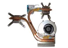 Термомодуль (с кулером DFS451205M10T) для ноутбука LG E500