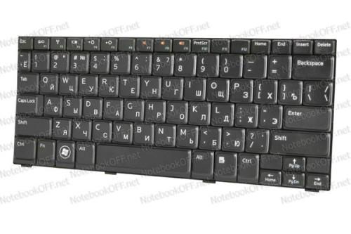 Клавиатура для ноутбука Dell Inspiron Mini 1012, 1018 фото №1