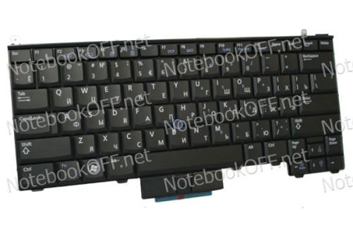 Клавиатура для ноутбука Dell Latitude E4310 (pointstick) фото №1