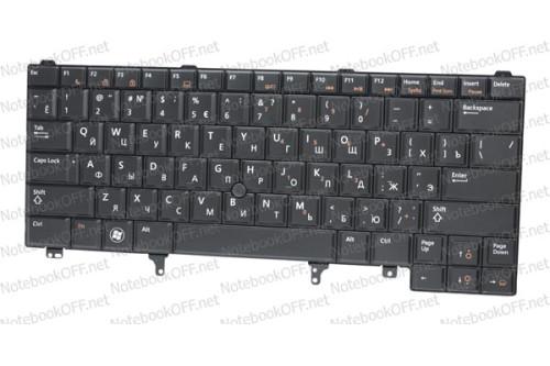 Клавиатура для ноутбука Dell Latitude E5420, E6320, E6330, E6420, E6430 фото №1