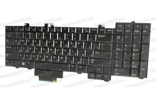 Клавиатура для ноутбука Dell Latitude M6400 (pointstick) фото №1