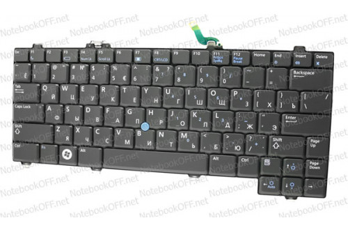 Клавиатура для ноутбука Dell Latitude XT фото №1