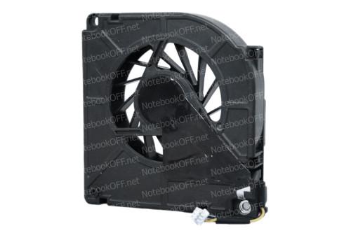 Вентилятор (кулер) для ноутбука Dell Latitude D520, D530 фото №1
